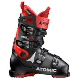 Atomic – hawx prime 130 s 2019, sort/rød