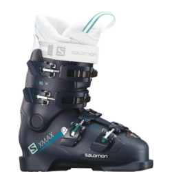 Salomon – x max 90 W 2019 petrolblauw