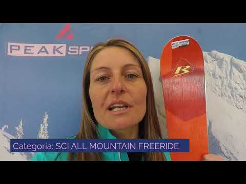 Sci All Mountain Freeride
